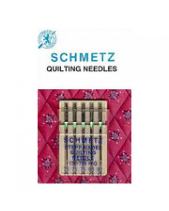 SCHMETZ MACHINE NEEDLES - QUILTING 75-11